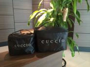 Cuccio Beauty Bag Large Black