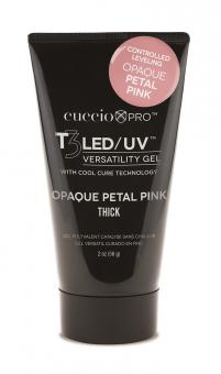 Cuccio Pro T3-LED Gel Tube 56g Controlled Opaque Pink